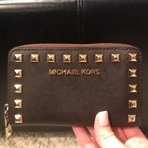 Michael Kors Brown wallet